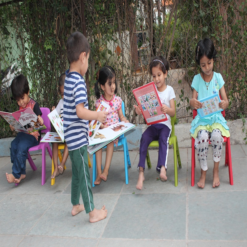 day care in pune kothrud